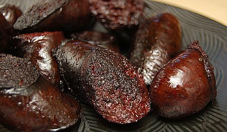 Portuguese Black Pudding Morcela