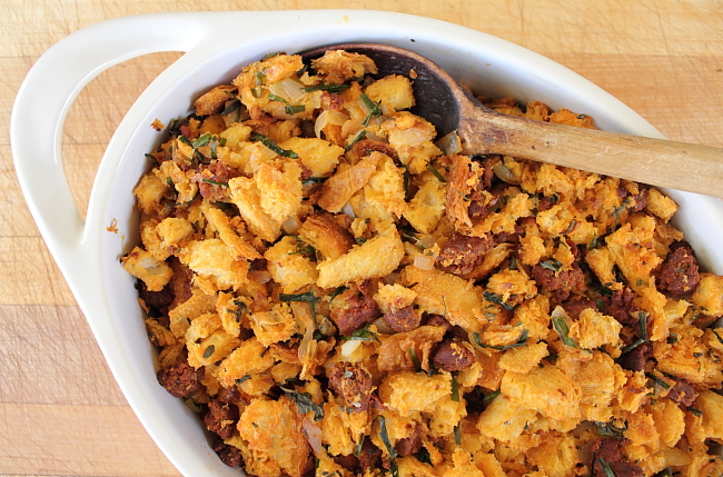 Chouri o stuffing for Authentic portuguese cuisine