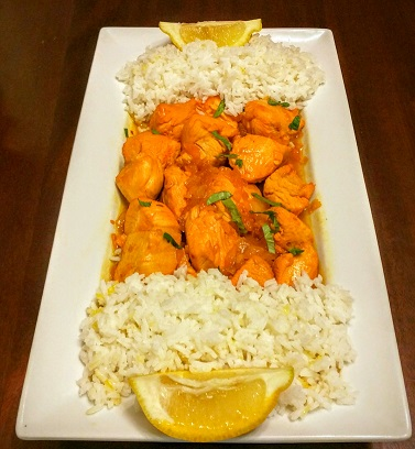 ... Recent Recipes , Chicken Tagged: chicken mozambique , piri piri sauce